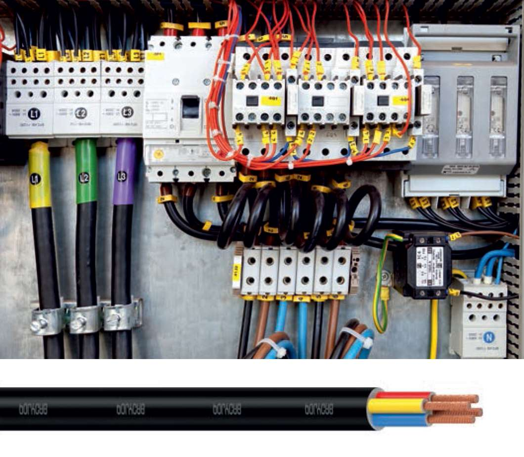 Industrial Flexible Cable Dealers In Hyderabad